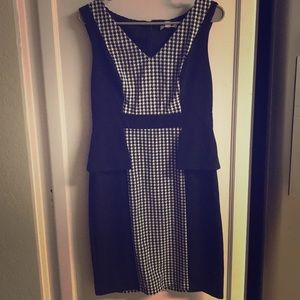 New York & Co Black Sleeveless Dress 8